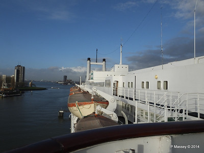 ss ROTTERDAM View from Bridge Wing PDM 13-01-2014 09-57-55