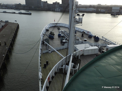 ss ROTTERDAM View from Bridge Wing PDM 13-01-2014 09-52-58