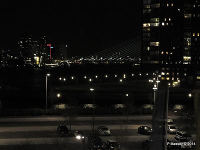 Rotterdam at night from ss ROTTERDAM PDM 12-01-2014 21-34-44