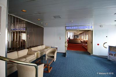 Hallway Selene Lounge to Sana Beauty Centre Port Dionyssos Deck CELESTYAL OLYMPIA PDM 17-10-2015 13-24-34