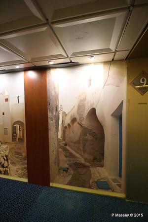 Santorini Fwd Stairwell Hera Deck 9 CELESTYAL OLYMPIA PDM 17-10-2015 18-11-22