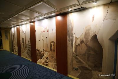 Santorini Fwd Stairwell Hera Deck 9 CELESTYAL OLYMPIA PDM 17-10-2015 18-11-27