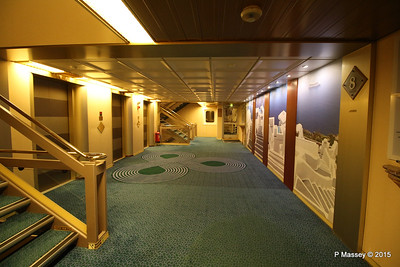 Santorini Island Fwd Stairwell Lobby Ouranos Deck 8 CELESTYAL OLYMPIA PDM 17-10-2015 19-35-05