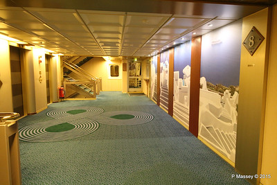 Santorini Island Fwd Stairwell Lobby Ouranos Deck 8 CELESTYAL OLYMPIA PDM 17-10-2015 19-34-57