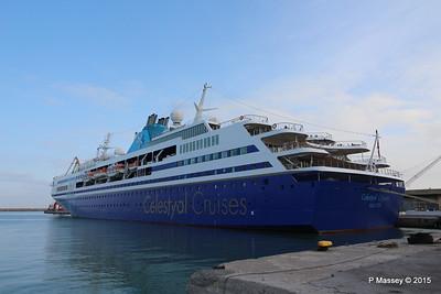 On Board CELESTYAL ODYSSEY 18 Oct 2015