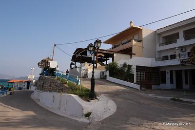 Georgios Restaurant Cafe to Ticket Booth Skala Agistri PDM 19-10-2015 13-43-38