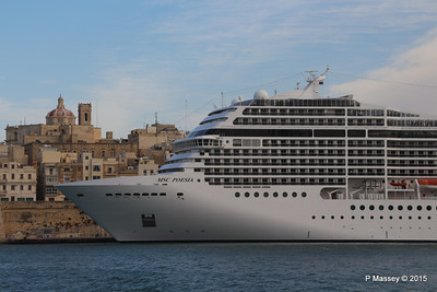 MSC POESIA Grand Harbour Valletta 24-11-2015 11-27-06