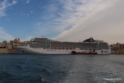 MSC POESIA Grand Harbour Valletta 24-11-2015 11-26-57