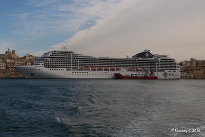 MSC POESIA Grand Harbour Valletta 24-11-2015 11-27-19