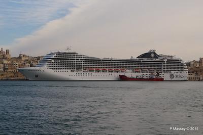 MSC POESIA Grand Harbour Valletta 24-11-2015 11-28-08