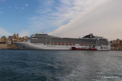 MSC POESIA Grand Harbour Valletta 24-11-2015 11-27-03