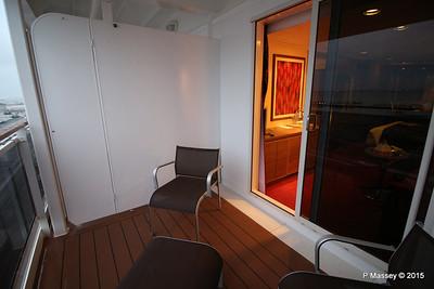 Balcony Aurea Suite 15022 MSC POESIA 21-11-2015 16-12-17