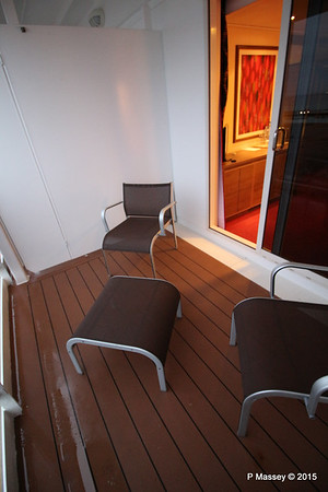 Balcony Aurea Suite 15022 MSC POESIA 21-11-2015 16-12-21