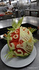 Galley Fruit Carving MSC POESIA 03-12-2015 10-43-37