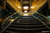 Staircase to Casino from Zebra Bar Dante Deck 6 MSC POESIA 25-11-2015 09-14-13
