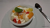 Fruit Chantilly Cream Dinner MSC POESIA 03-12-2015 19-16-38