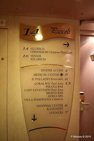 Pascoli Deck 14 Fwd Signage MSC POESIA 22-11-2015 18-10-17