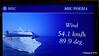 Wind In Cabin TV MSC POESIA 02-12-2015 08-24-15