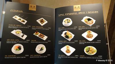Menu Kaito Sushi Bar Manzoni Deck 7 MSC POESIA 26-11-2015 16-30-03