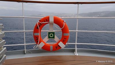 Departing Santa Cruz de Tenerife Lifebelt MSC POESIA PDM 01-12-2015 14-42-27