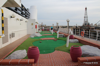 Mini Golf Alfieri Deck 15 Port Aft MSC POESIA 24-11-2015 15-09-20