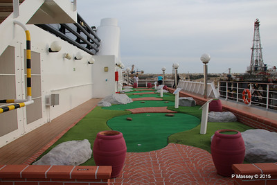 Mini Golf Alfieri Deck 15 Port Aft MSC POESIA 24-11-2015 15-09-19