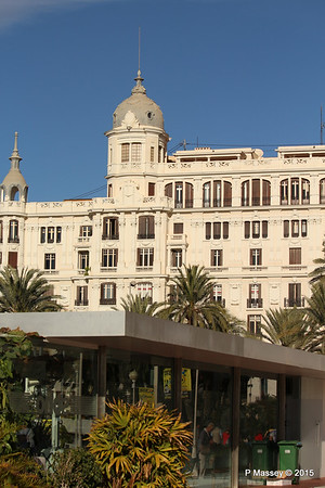 Casa Carbonell Esplanada D'Espanya Alicante 26-11-2015 10-26-51