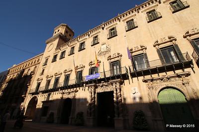 Municipal Building Ayuntamiento Alicante 26-11-2015 10-42-24