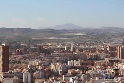 Alicante from Castillo Santa Barbara 26-11-2015 12-51-40