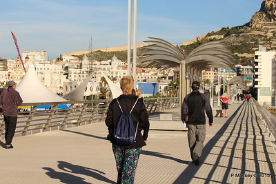 Walkway from Port to City Alicante 26-11-2015 10-10-47