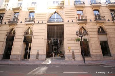 Amerigo Hotel Calle Rafael Altamira Alicante 26-11-2015 10-45-57