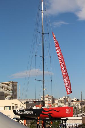 Pirates of the Caribbean Volvo Ocean Race Museum Alicante 26-11-2015 10-14-39
