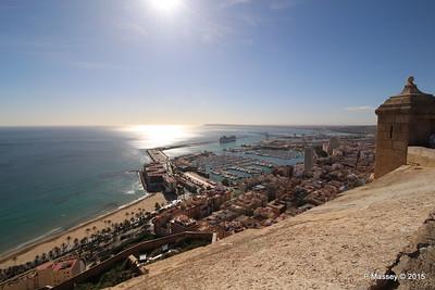 MSC POESIA & Alicante from Castillo Santa Barbara 26-11-2015 12-50-29