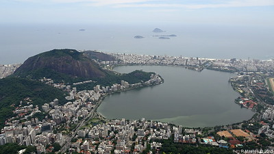 Rodrigo de Freitas Lagoon from Corcovado Rio de Janeiro PDM 09-12-2015 12-12-01