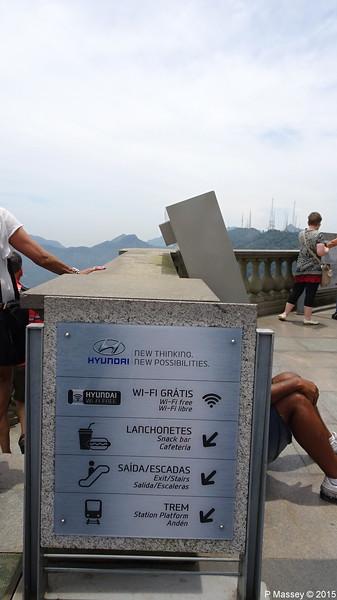 Hyundai free Wifi Corcovado Rio de Janeiro PDM 09-12-2015 12-15-16