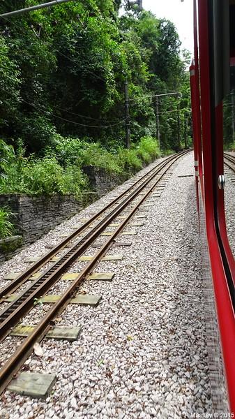 Down Corcovado Rack Railway Rio de Janeiro PDM 09-12-2015 13-22-48