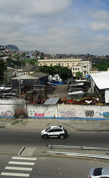 Sambadrome Renovation Rio Carnival Olympic Stadium Construction Rio de Janeiro 09-12-2015 09-06-38