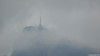 Christ the Redeemer in Clouds Corcovado Rio de Janeiro PDM 09-12-2015 08-59-47