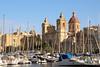 St Lawrence's Church Birgu Valletta 24-11-2015 09-13-14