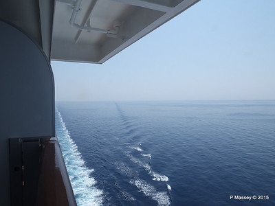 Calm Adriatic Seas from NIEUW AMSTERDAM 25-07-2015 11-12-20