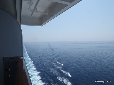 Calm Adriatic Seas from NIEUW AMSTERDAM 25-07-2015 11-12-19