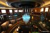 Manhattan & Reflection Chandelier Ocean Bar Atrium NIEUW AMSTERDAM 22-07-2015 06-20-18