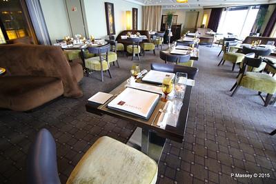 Tamarind Restaurant & Silk Den Bar Deck 11 NIEUW AMSTERDAM Jul 2015