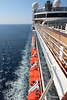 Panorama Deck 10 Lifeboats NIEUW AMSTERDAM 16-07-2015 15-12-22
