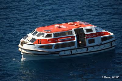 NIEUW AMSTERDAM Lifeboats Mytilene 21-07-2015 08-22-00