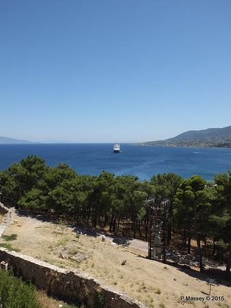 NIEUW AMSTERDAM from South Wall Castle of Mytilene 21-07-2015 11-52-054