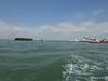 Across Lagoon Marghera TORCELLO Split Hopper Barge Venice 27-07-2015 11-01-59