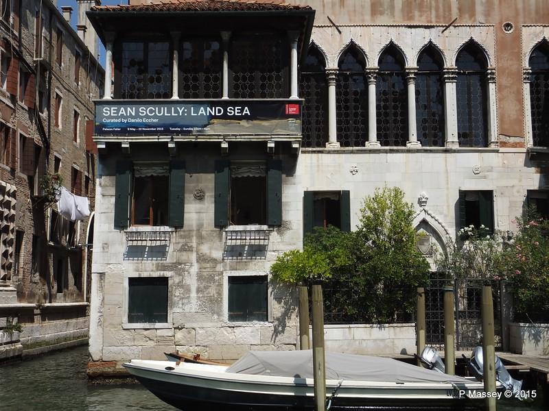 Palazzo Falier Land Sea Sean Scully Grand Canal Venice 27-07-2015 12-28-47