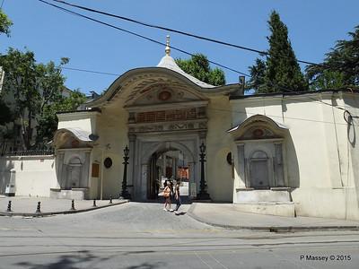 Bab-i-ali Sublime Gate Alaykosku Caddesi istanbul 20-07-2015 09-44-50