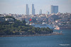 Au Revoir COSTA CLASSICA behind Seraglio Point Istanbul 20-07-2015 15-06-23
